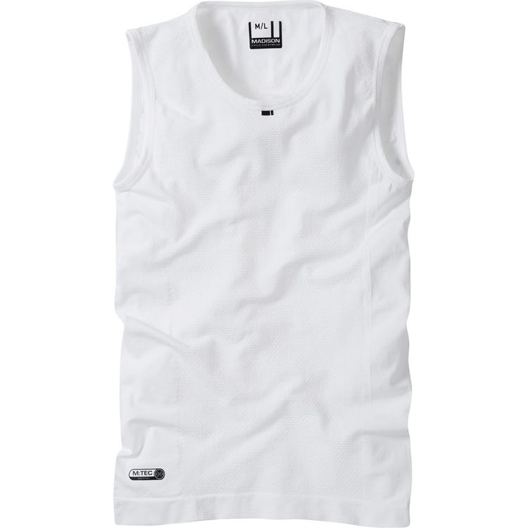 Madison Isoler mesh men's sleeveless baselayer
