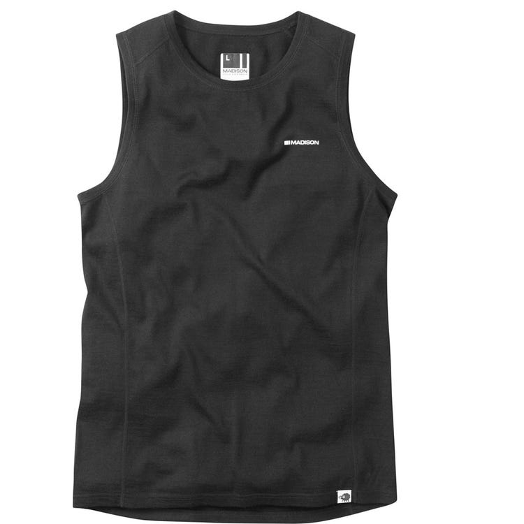 Madison Isoler Merino men's sleeveless baselayer