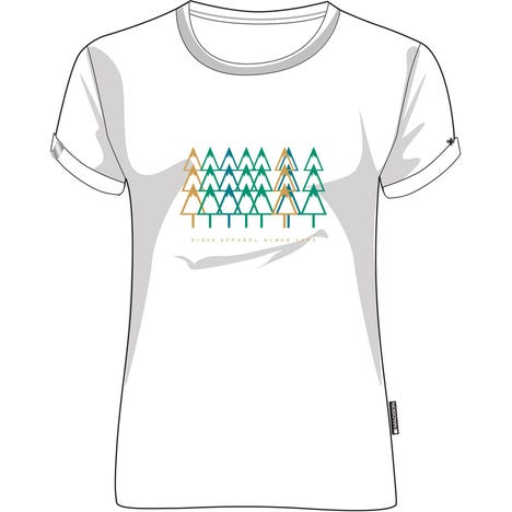 Tech Tee women's, forest trail