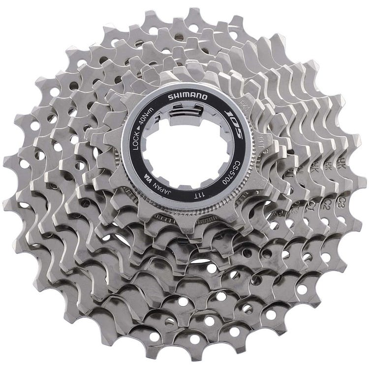 Shimano 105 CS-5700 105 10-speed cassette