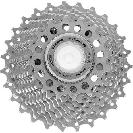 CS-6600 Ultegra 10-speed cassette