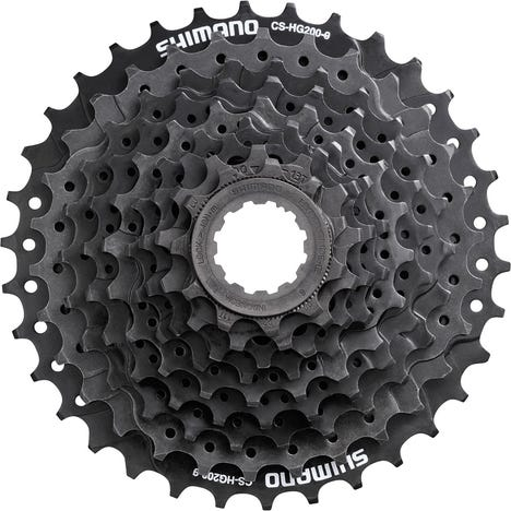 CS-HG201 9-speed Cassette