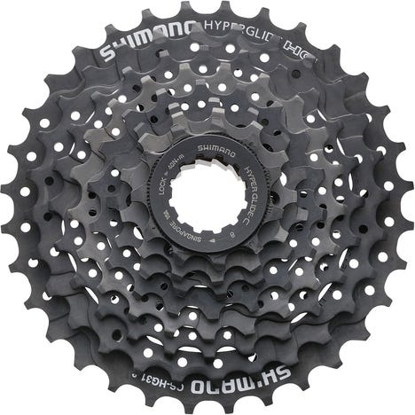 CS-HG31 8-speed cassette