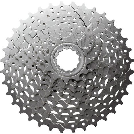 CS-HG400 Alivio 9-speed cassette