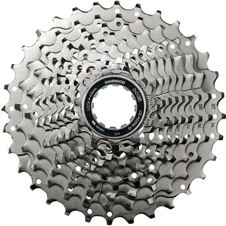 Shimano Tiagra CS-HG500 10-Speed Cassette