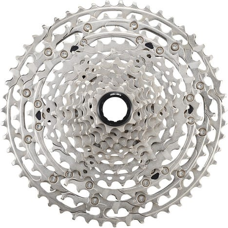 CS-M6100 Deore 12-speed cassette, 10-51T