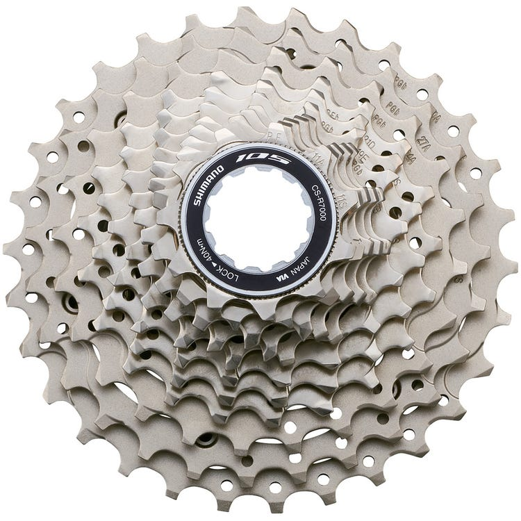 Shimano 105 CS-R7000 105 11-Speed Cassette