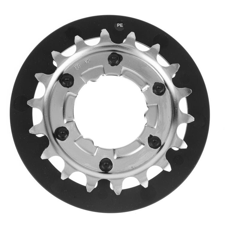 Shimano Alfine CS-S500 Alfine single sprocket with chain guide - 18T
