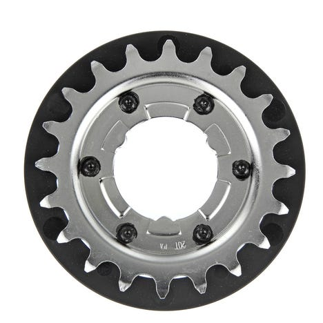 Shimano Alfine CS-S500 Alfine single sprocket with chain guide - 20T