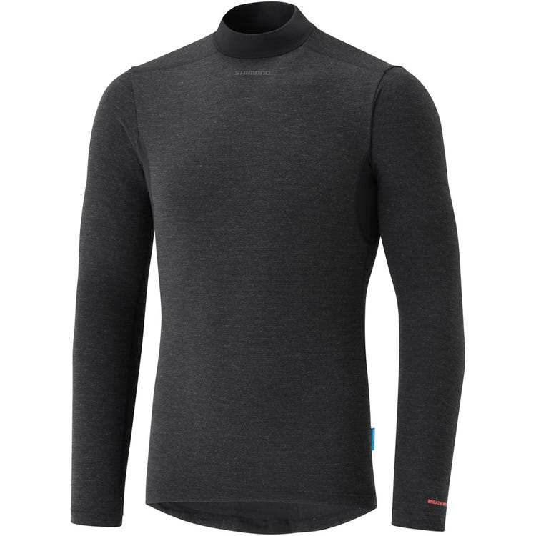 Shimano Clothing Men's Breath Hyper Baselayer