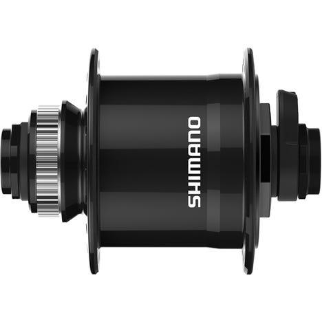 DH-UR708-3D Dynamo hub, 6v 3w, for Center Lock disc, 15x100 mm axle