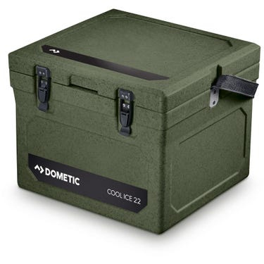 Cool Ice 22litre Green Insulation Box