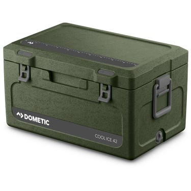 Cool Ice 42litre Green Insulation Box