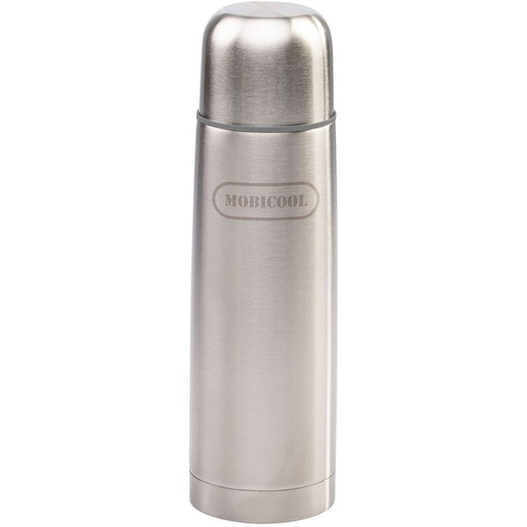 Dometic Mobicool MDA50 Stainless steel vacuum flask, 0.5litres, with cup
