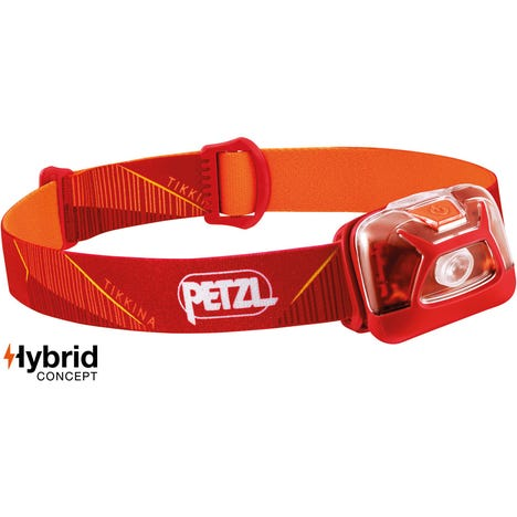 Tikkina 250 Lumen Red