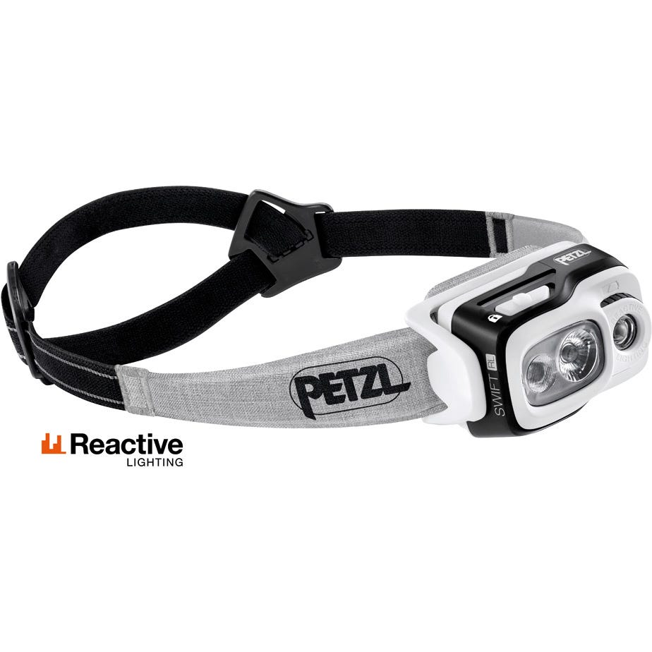 Petzl Swift RL 900 Lumen Black