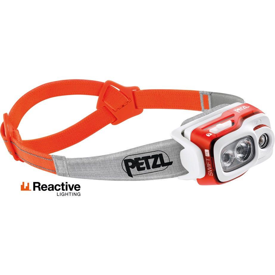 Petzl Swift RL 900 Lumen Orange