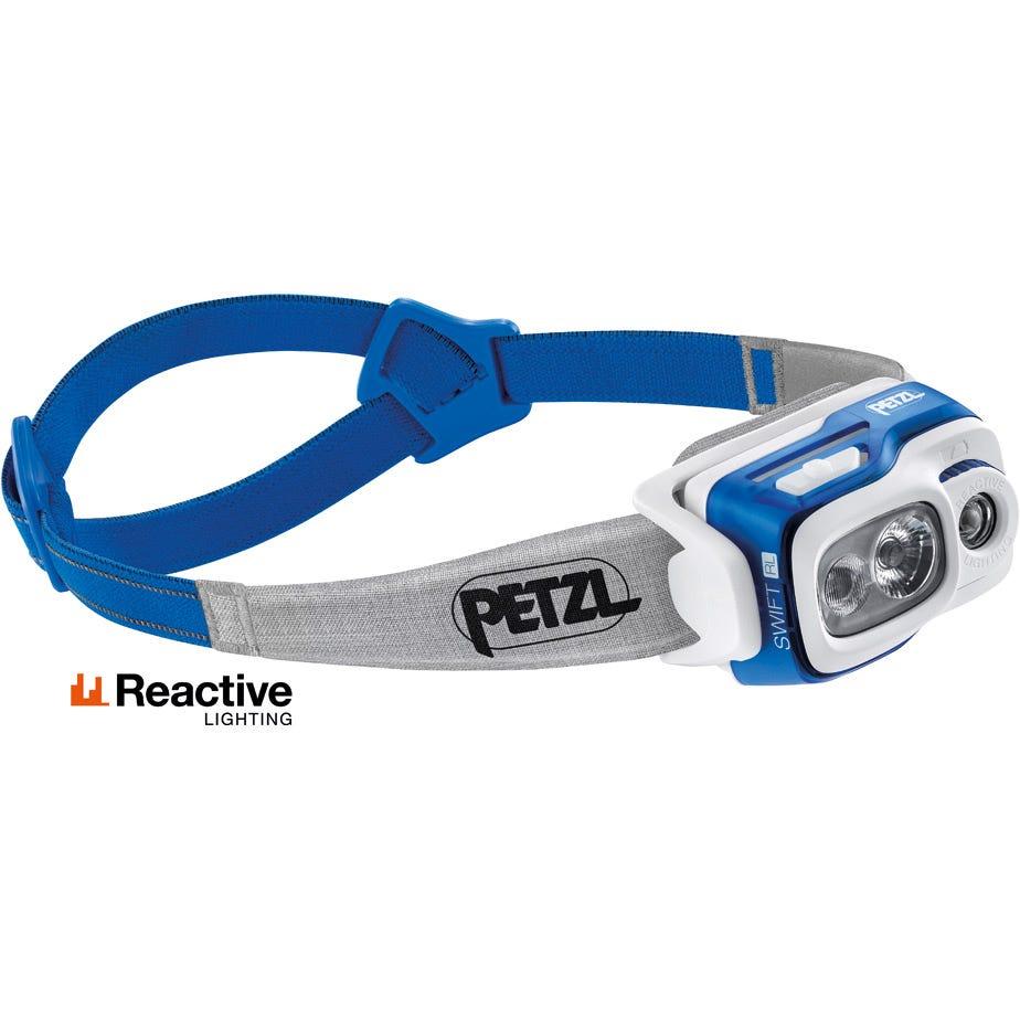 Petzl Swift RL 900 Lumen Blue