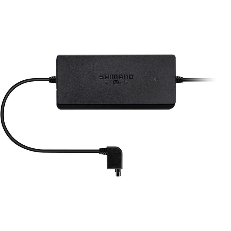 Shimano STEPS EC-E6000 STEPS battery charger for BT-E6000 / E6010, UK plug