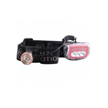 Light and Motion Vis 360 running head strap
