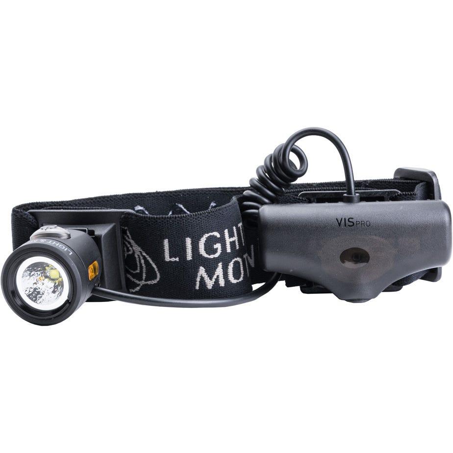 Light and Motion VIS 360 Pro Plus (Headstrap + Helmet Mount) Light System