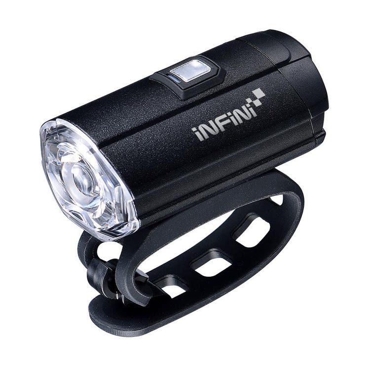 Infini Tron 300 USB front light, black