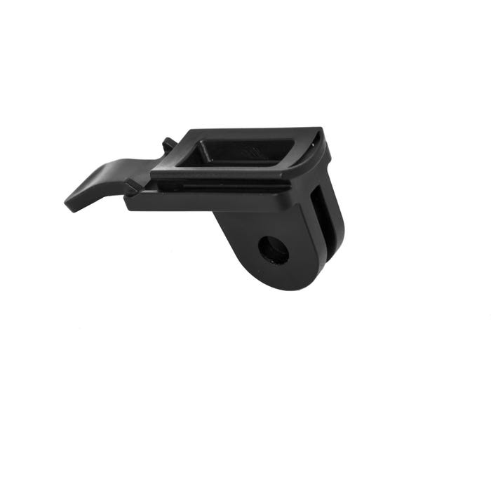 Infini Slide in mount to convert  head lights to 2 tab action camera
