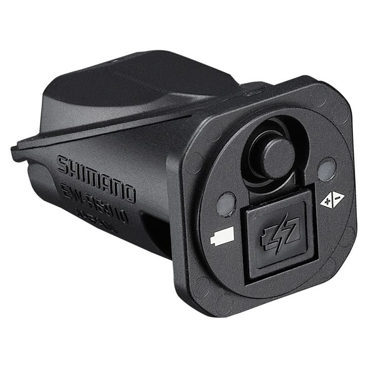 Shimano Non-Series Di2 EW-RS910 E-tube Di2 frame or bar plug mount Junction A, charging point, 2 port