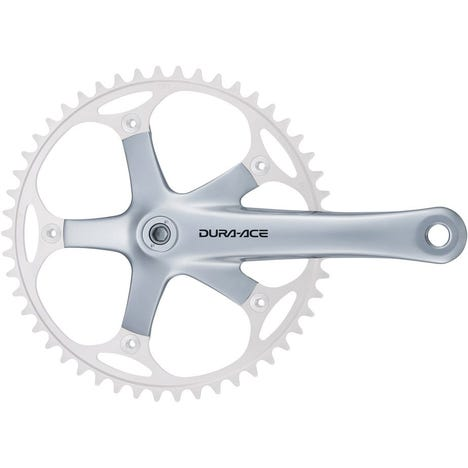 FC-7710 Dura-Ace Track Crankset, Without Chainring