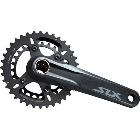 Shimano SLX FC-M7120 SLX chainset, double 36 / 26, 12-speed, 51.8 mm chainline