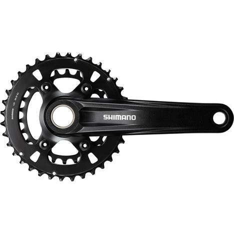 FC-MT610 chainset, 12-speed, 51.8 mm Boost chainline, 36/26T