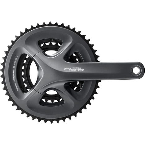 FC-R2030 Claris triple chainset, 8-speed - 50 / 39 / 30T