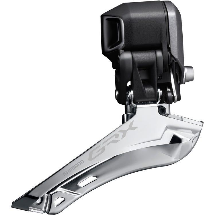 Shimano GRX FD-RX815 GRX Di2 front mech, 11-speed double, braze-on