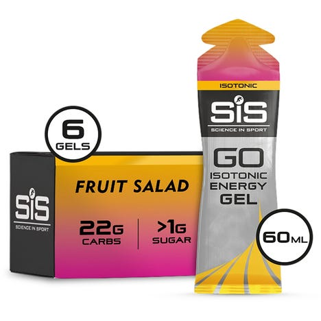 GO Energy Gel Multipack