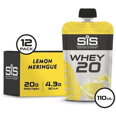 WHEY20 Protein Supplement