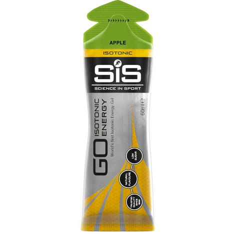 Science In Sport GO Isotonic Gel apple 60 ml tube