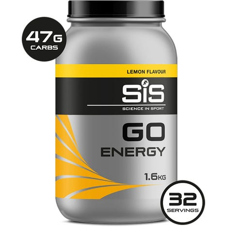 GO Energy Drink Powder