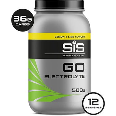 GO Electrolyte drink powder