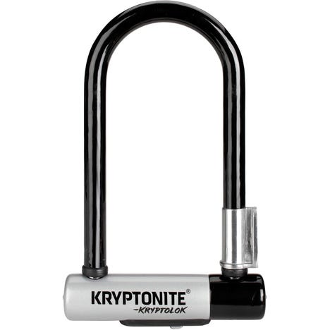 Kryptolok Mini U-Lock with Flexframe bracket Sold Secure Gold