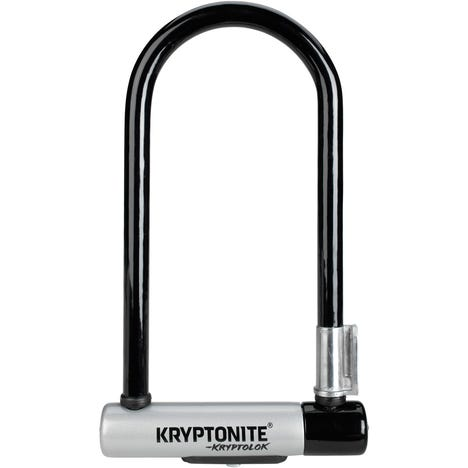 Kryptolok Standard U-Lock with Flexframe bracket Sold Secure Gold