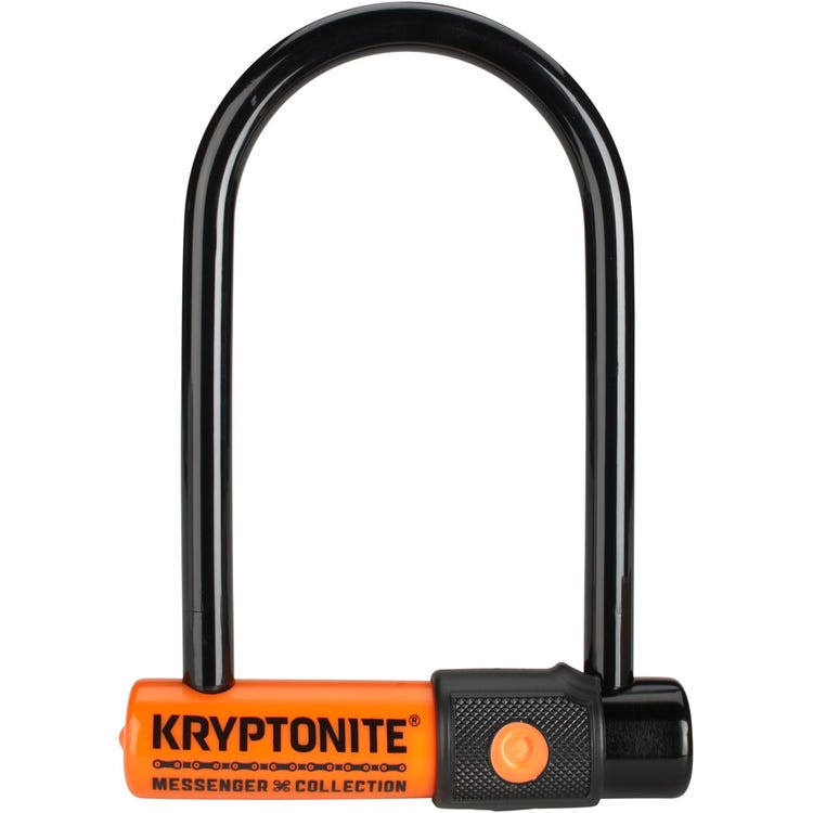 Kryptonite Messenger Mini Sold Secure Silver