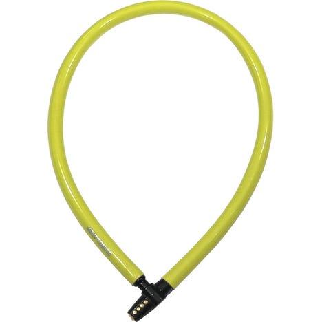 Keeper 665 Key Cbl 9mm x 65cm-Yellow
