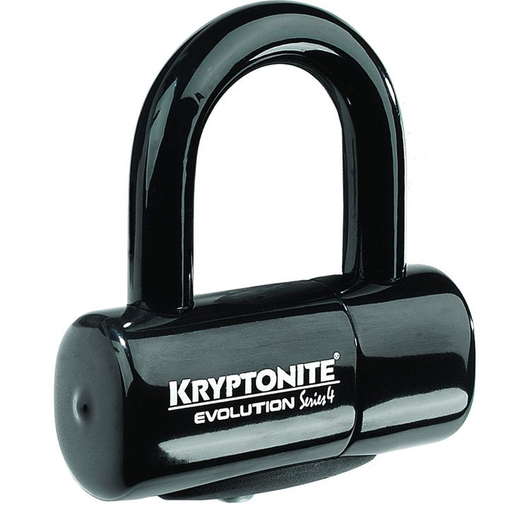 Kryptonite Evolution Disc Lock - Black