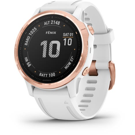 Fenix 6 Pro GPS watch