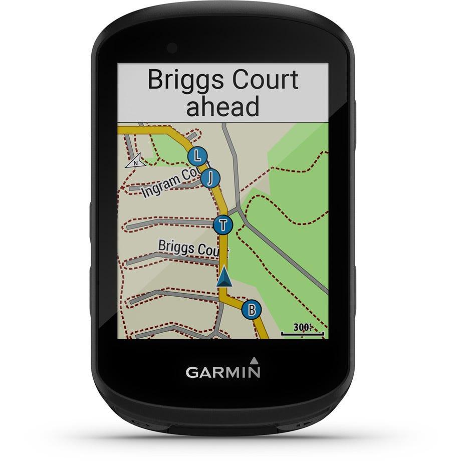 Garmin Edge 530 GPS enabled computer