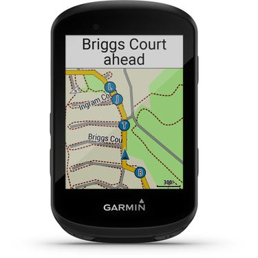 Edge 530 GPS enabled computer