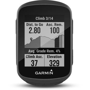 Edge 130 Plus GPS enabled computer