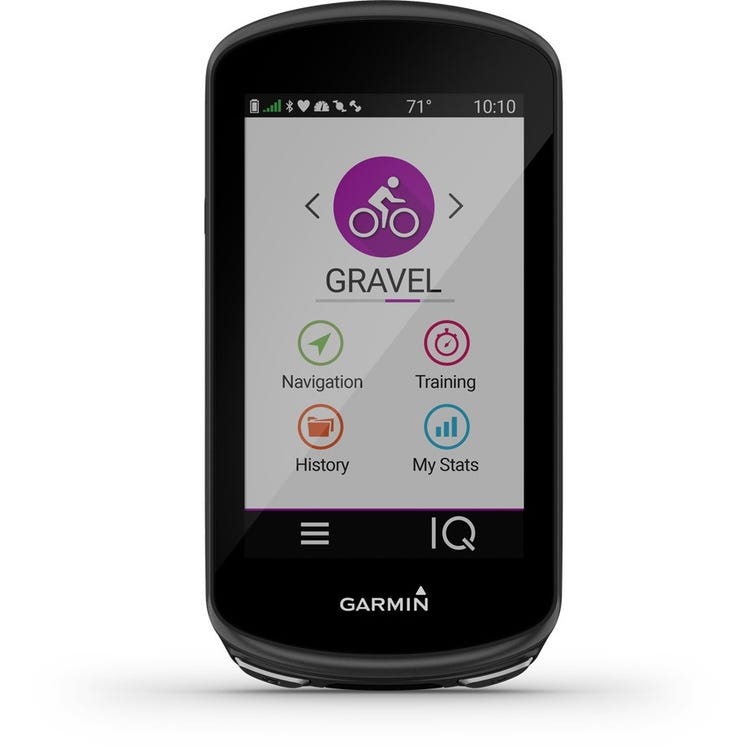 Garmin Edge 1030 Plus GPS enabled computer