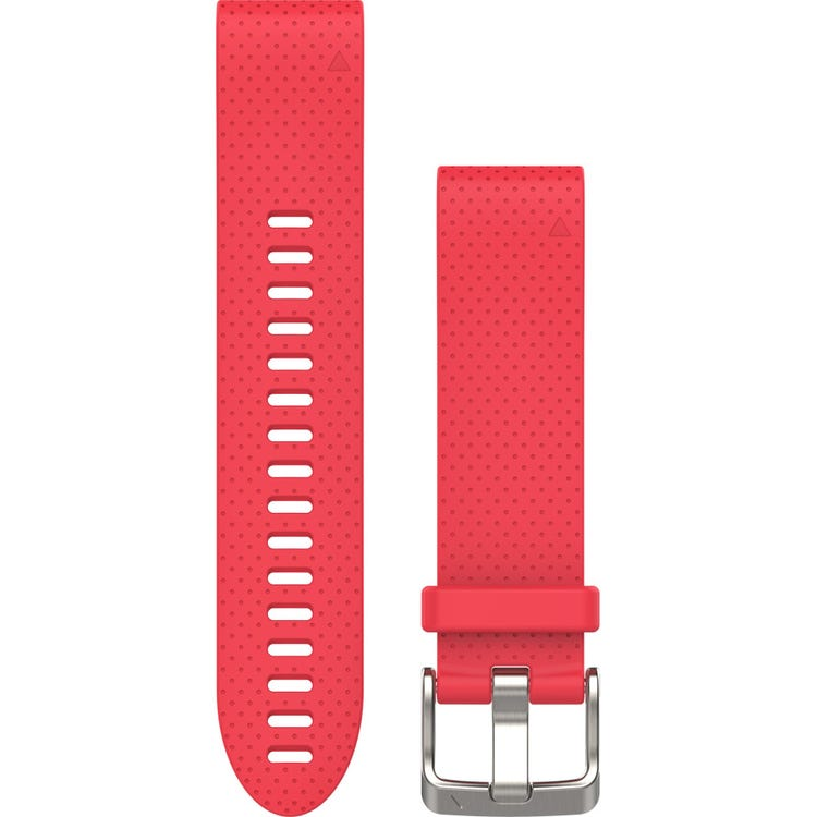 Garmin Quickfit 20 watch band - azelea pink
