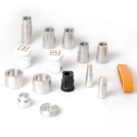 Tool kit set for front and rear 240 / 350 Star Ratchet hubs